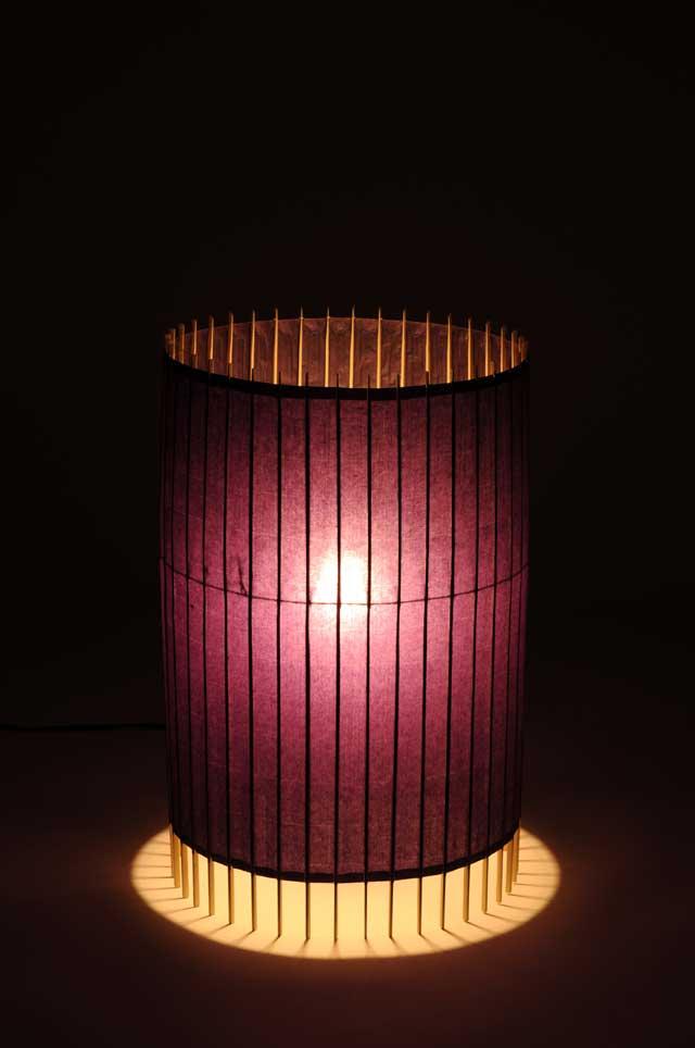 古都里-KOTORI-ことり DC自立式310 紫